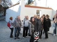 Museumstour mit Incomings der KPH-Graz