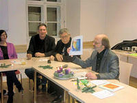 Dr. Karl-R. Essmann in Pension, 10.12.2012